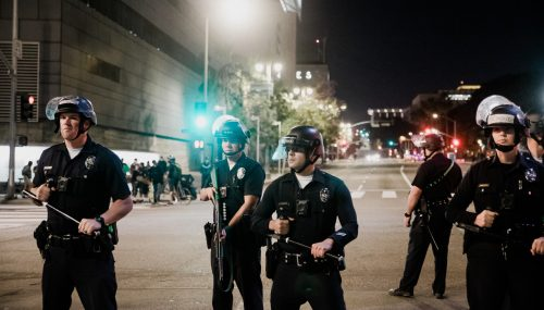 Why It's Hard for Minorities to Become Cops